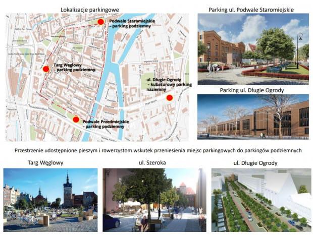 Koncepcja budowy parkingów kubaturowych na razie utknęła na etapie sporu między inwestorem a konserwatorem zabytków.