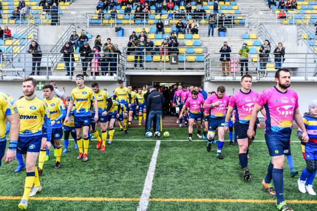 Ogniwo Sopot i Arka Gdynia zagrają w 6. kolejce rugby przed własną publicznością. Gdy wygrają, dwie trójmiejskie drużyny mogą otwierać tabelę ekstraligi.