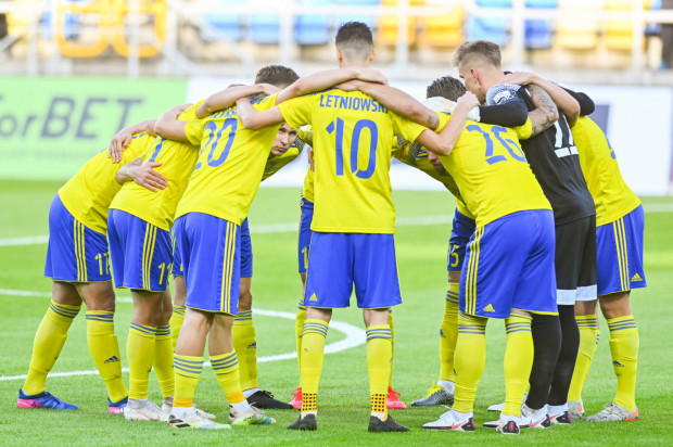 Arka Gdynia uporała się z drużyną Bruk-Bet Termalica Nieciecza, którą uznaje za najgroźniejszego rywala z dotychczasowych w tym sezonie.