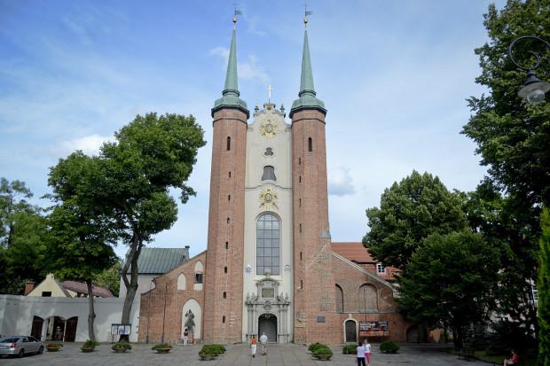 Katedra Oliwska uzyskała swój obecny kształt i wygląd w drugiej połowie XIV w.