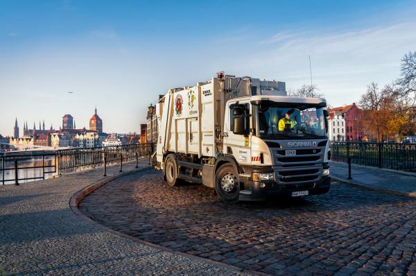 W Trójmieście Suez odpowiada m.in za odbiór odpadów komunalnych z terenu nieruchomości zamieszkanych i niezamieszkanych, położonych w Gdańsku.