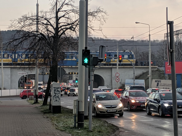 Czy pociągi SKM będą zatrzymywały się na nowym przystanku zlokalizowanym w pobliżu ul. Wielkopolskiej? - na to pytanie poznamy odpowiedź w przyszłym roku.
