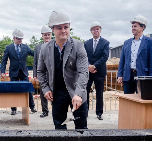 Leszek Blanik, nowy prezes AZS AWFiS Gdańsk, zamierza odbudować wizerunek klubu i liczy w tym względzie na współpracę i integrację środowiska akademickiego.