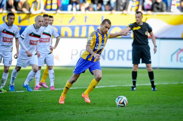 Po raz ostatni Arka Gdynia grała z GKS Tychy ponad 5 lat temu. Wówczas wygrała 4:0, a wynik otworzył Marcus, który we wtorek nie zagra, gdyż dopiero wznowił treningi po przerwie.