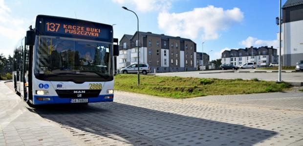 Midibusy pojadą najkrótszą trasą w historii gdyńskiej komunikacji miejskiej.