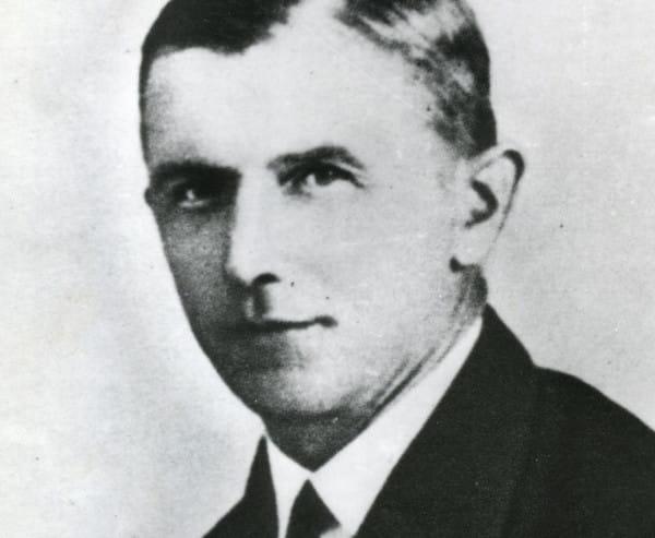 Komandor Zygmunt Horyd (1896-1939) był współtwórcą wielu wojskowych obiektów, które powstały w przedwojennej Gdyni.