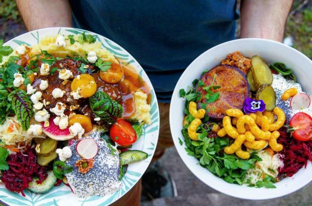 House of Seitan to lokal ze 100-proc. roślinną kuchnią autorską.