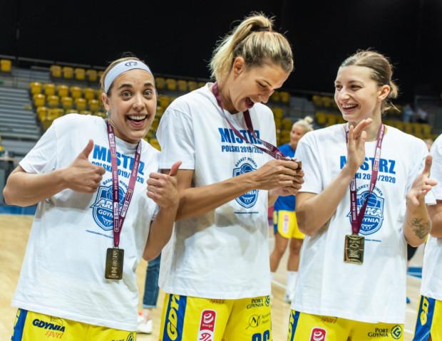 VBW Arka Gdynia kontynuuje zwycięską passę. Do mistrzostwa Polski i krajowego Pucharu koszykarki dorzuciły Superpuchar Polski.