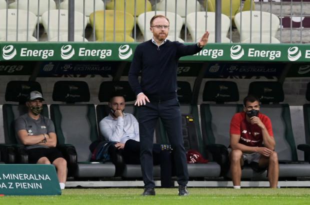 Piotr Stokowiec ma znów powody do zadowolenia. Nigdy wcześniej, w trwającej od marca 2018 roku jego kadencji w Lechii Gdańsk, drużyna nie strzeliła 4 goli w dwóch meczach z rzędu.
