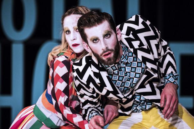 """Przekładany z powodu pandemii festiwal chorwackiej kultury odbędzie się w dniach 9-15 września 2021 r. Na zdjęciu spektakl """"Staging a Play: Tartuffe""""."""