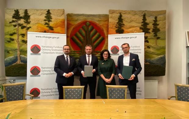 W ubiegłym tygodniu podpisano z przedstawicielami rządu umowę na blisko 300 mln zł pożyczki dla budowy gdańskiej spalarni.