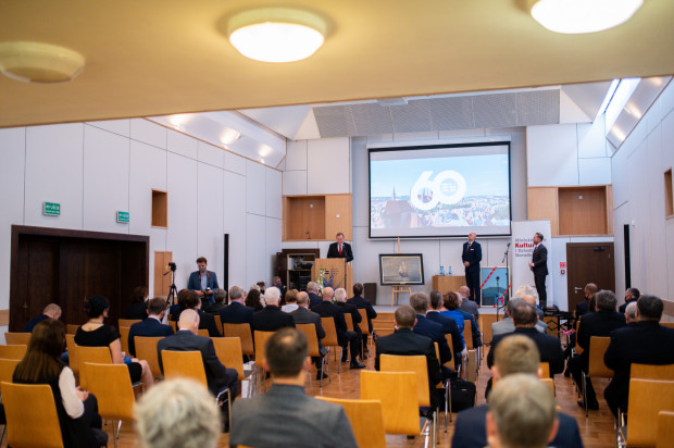 Uroczyste obchody 60-lecia Muzeum Morskiego w Gdańsku odbyły się w czwartek, 1 października.