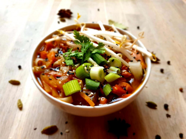 Menu w Przystanku zupa zmienia się codziennie.