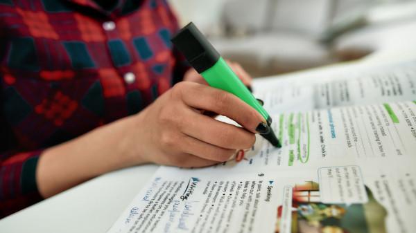 Zdawanie egzaminów jest pokonywaniem kolejnych szczebli do perfekcyjnej znajomości języka.