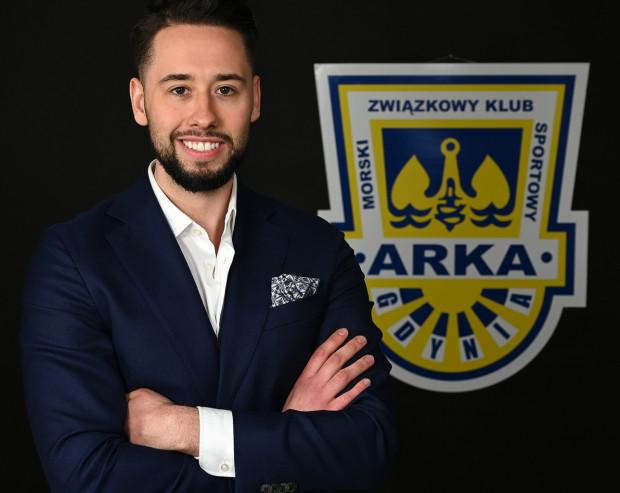 Michał Kołakowski, prezes i większościowy akcjonariusz Arki Gdynia.
