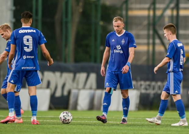 Piłkarze Bałtyku Gdynia zanotowali pierwszą porażkę w sezonie. Doszło do niej dopiero w 10. kolejce.