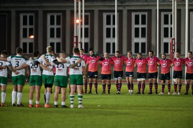 Derbowy pojedynek dostarczył wielu emocji. Ostateczni lepsi okazali się rugbyści Ogniwa.