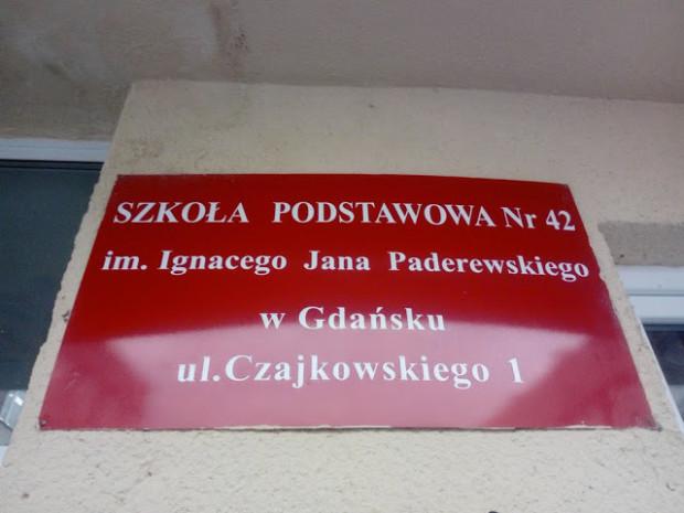 W Gdańsku jest szkoła im. Paderewskiego oraz ulica jego imienia.