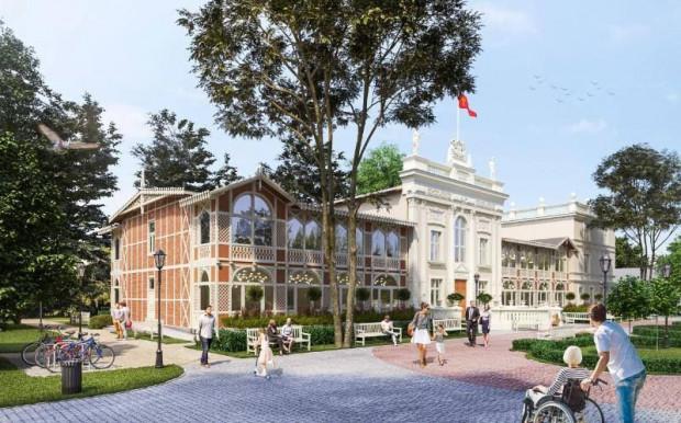 Pomnik Ignacego Paderewskiego ma stanąć przy remontowanym Domu Zdrojowym w Brzeźnie.