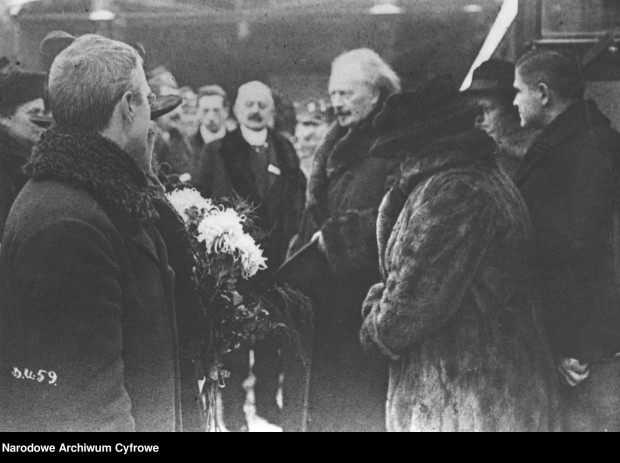 Ignacy Paderewski był w Gdańsku w grudniu 1918 r.