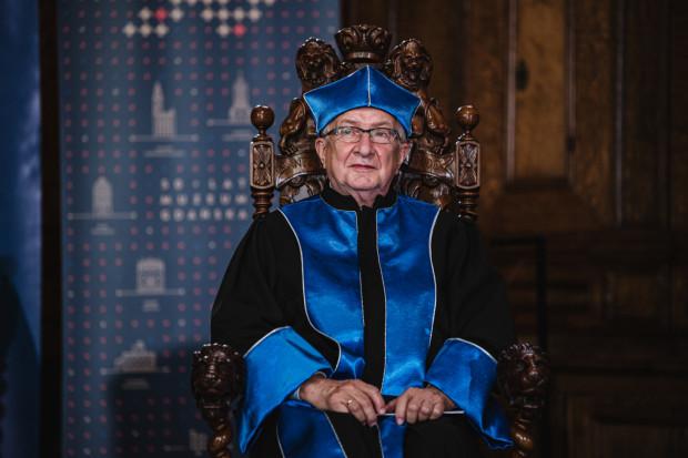 Prof. Edmund Wittbrodt, doktor honoris causa UG