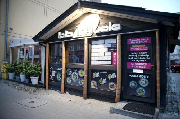 Restauracja Lolo Thaijolo w Gdyni.