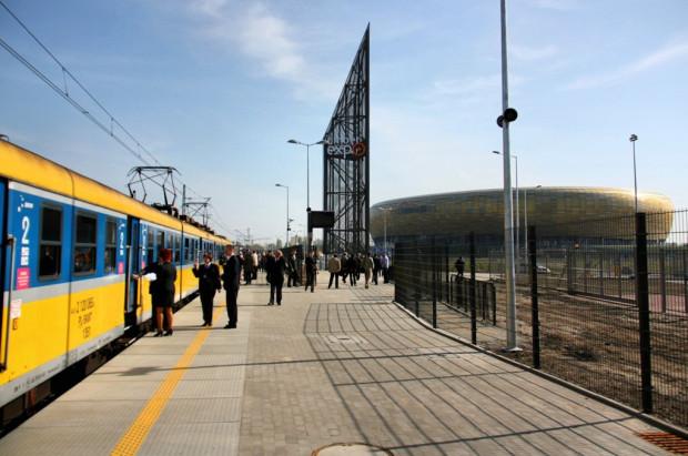 Tym razem na mecz w Letnicy pociągiem nie dojedziemy. Najlepiej wybrać tramwaj lub autobus.