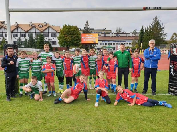 W Bufab Rugby Amber Cup 2020 wystartowało ponad 300 młodych rugbistów.