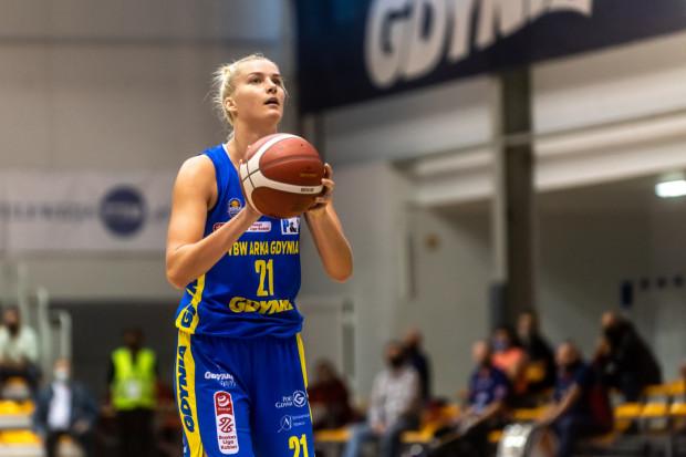 Laura Miskiniene popisała się double-double, osiągając dwucyfrowy wynik w punktach i zbiórkach.
