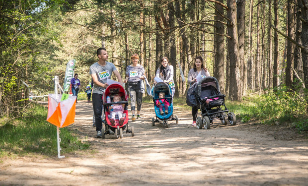 Rodzinne imprezy na orientację to stały punkt weekendowych atrakcji dla aktywnych mieszkańców Trójmiasta.