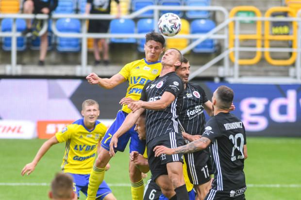 Arka Gdynia po raz ostatni grała z ŁKS Łódź 11 lipca tego roku i wygrała 3:2, strzelając wszystkie gole do przerwy.