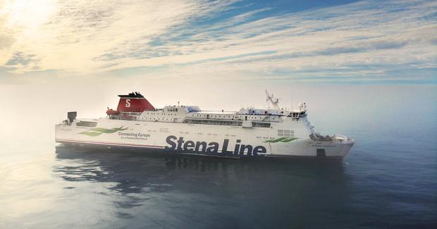 Stena Nordica w ciągu ostatniego roku asystował na innych trasach na Morzu Irlandzkim i Morzu Północnym.