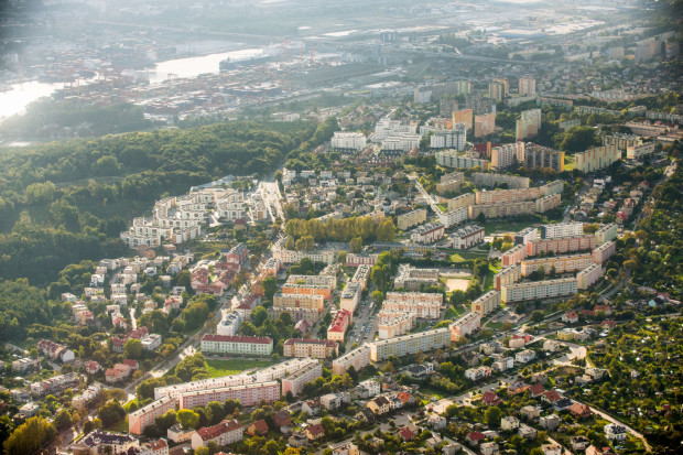 Pogórze i Obłuże to w Gdyni dzielnice z najtańszymi mieszkaniami.