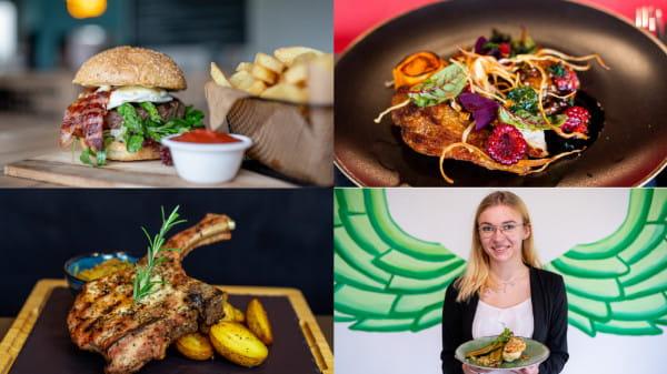 Dzisiejsza podróż po nowych lokalach zabierze nas do kuchni europejskiej w różnych wariantach cenowych.