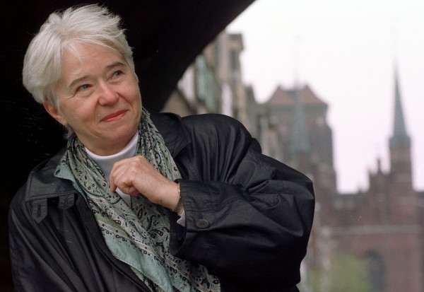 Prof. Anna Jadwiga Podhajska. Fotografia pochodzi z listopada 1999 r.