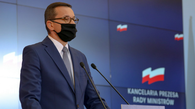 O przywróceniu godzin dla seniorów poinformował premier Mateusz Morawiecki.