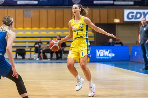 Alice Kunek rzuciła w niedzielę w Lublinie 20 pkt.