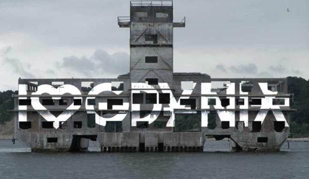 Torpedownia jako ogromny witacz i miejsce wyznania miłości do Gdyni - tak kilka lat temu widział ją Oskar Podolski.
