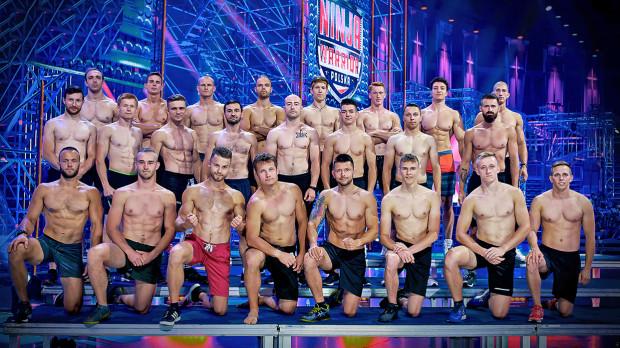 """W gronie 24 finalistów """"Ninja Warrior Polska"""" znalazło się aż 6 mieszkańców Trójmiasta."""