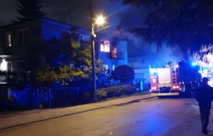 Do pożaru doszło w sobotę wieczorem w jednym z domów na Oruni. Teraz okazuje się, że była to próba zabójstwa.
