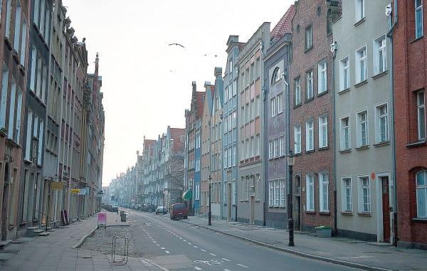 Po rozszerzeniu strefy zamieszkania uporządkowane zostaną kwestie parkowania w sercu Gdańska, m.in. na ul. Ogarnej.
