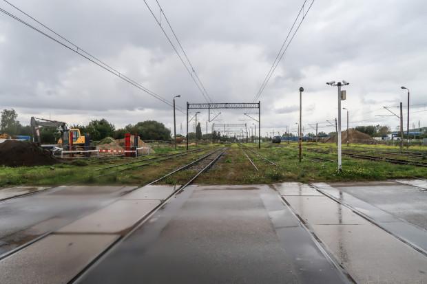 Wiadukt będzie prowadził nad liniami kolejowymi 201 i 228 oraz stacją Gdynia Port.