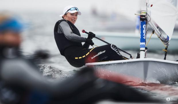 Agaa Barwińska zdobyła brązowy medal w olimpijskiej dla kobiet żeglarskiej klasie Laser Radial, w pokonanym polu pozostawiając ponad 100 rywalek.