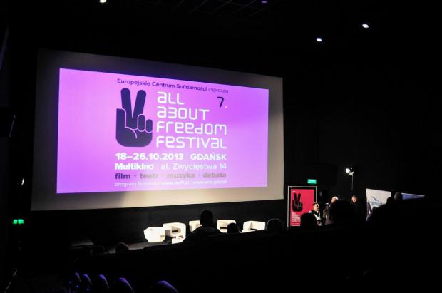 W tym roku All About Freedom Festiwal odbędzie się po raz 14. Tym razem w wersji online.