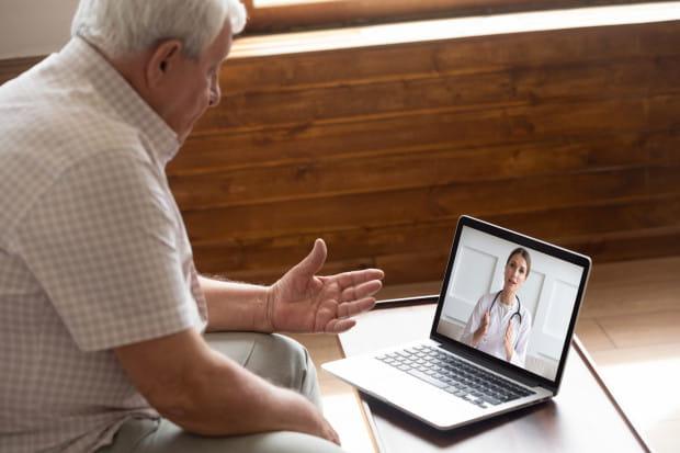Pacjenci, początkowo dość nieufni, dziś znacznie chętniej wybierają teleporadę niż wizytę tradycyjną.