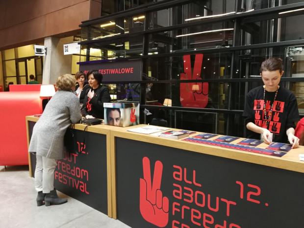 Wśród odbywających się w wirtualnej formie wydarzeń jest All About Freedom Festival.