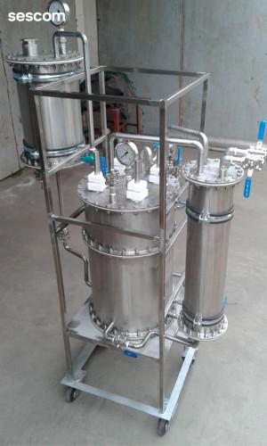 Elektrolizer to autorska koncepcja Sescom. Produkt oparty jest na polskiej myśli technicznej oraz na rodzimym kapitale.