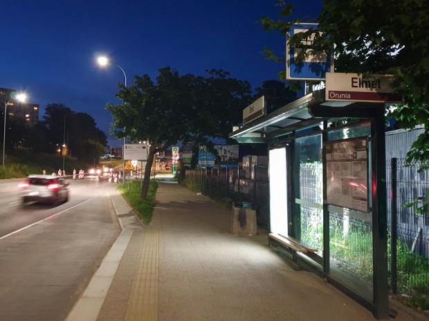 Przystanek Elmet zostanie przemianowany na Brama Oruńska.