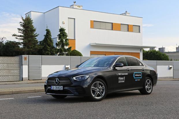 Nowy Mercedes-Benz Klasy E.