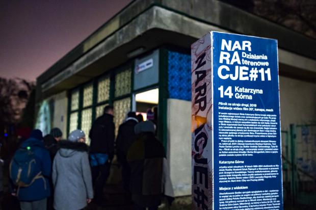 Festiwal Narracje to znakomita okazja, aby eksplorować gdańskie dzielnice. Niestety na kolejną wycieczkę wybierzemy się dopiero za rok.